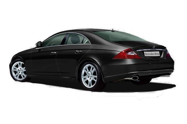 Mercedes benz cls class w219 6500 for Mercedes benz 6500