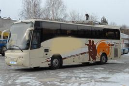Автобус volvo фото