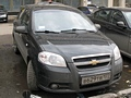 FreeWay, Chevrolet Aveo