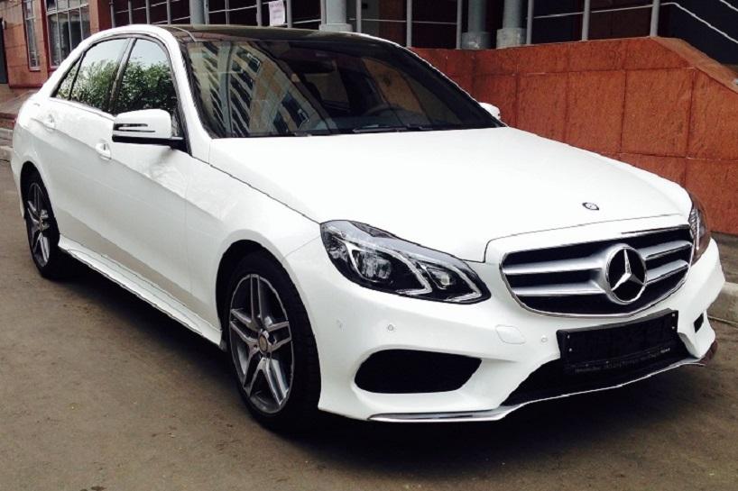 Mercedes-Benz E-class W212 AMG за 6000 руб /сутки - прокат и аренда
