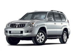 Прокат и аренда Toyota Land Cruiser Prado 120