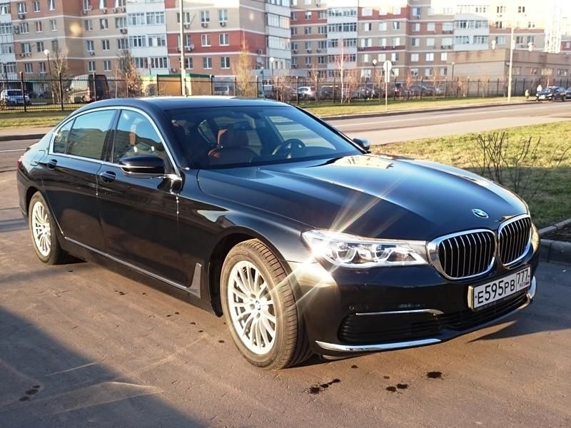 Bmw 730d за 17600 рубсутки прокат и аренда автомобиля в москве