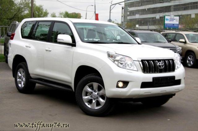 Toyota Land Cruiser Prado 200 за 1500 руб./час руб./сутки - прокат ...
