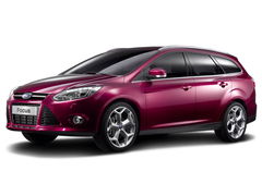 Ford Focus III SW