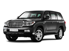 Прокат и аренда Toyota Land Cruiser 200