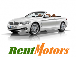 Прокат и аренда BMW 4-series Convertible