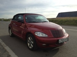 Chrysler PT Cruiser �abrio