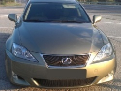 Прокат и аренда Lexus IS250