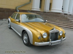 Прокат и аренда Jaguar Mark IX
