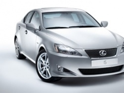 Прокат и аренда Lexus IS 250