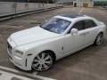 Прокат и аренда Rolls-Royce Ghost - фото 3