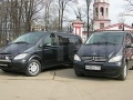 Mercedes-Benz Viano -  - Микроавтобусы / минивэны - Санкт-Петербург - Go-To.Ru Transfer Service (СПб)