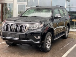 Прокат и аренда Toyota Land Cruiser Prado 150
