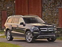 Прокат и аренда Mercedes-Benz GL-сlass X166