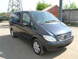 Прокат и аренда Mercedes-Benz Viano Long