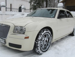 Прокат и аренда Chrysler 300C
