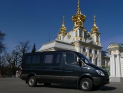 Прокат и аренда Mercedes-Benz Sprinter