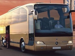Прокат и аренда Mercedes-Benz Travego
