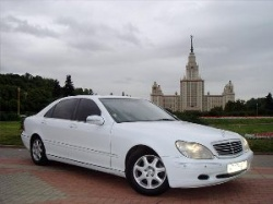 Mercedes-Benz S-class  W220 long