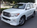 Toyota Land Cruiser 200 -  - ������������ / ���������� - �����-��������� - CarsForRent