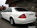 Прокат и аренда Mercedes-Benz S-class W220 Long - фото 1