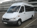 Аренда Mercedes-Benz Sprinter в Москва (Dilion)