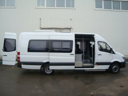 Mercedes-Benz Sprinter 515 CDI