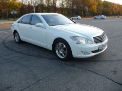 Mercedes-Benz S-class  W221 long