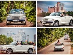 Прокат и аренда Chrysler PT Cruiser Cabrio
