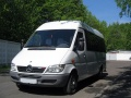 Mercedes-Benz Sprinter -  - Микроавтобусы / минивэны - Санкт-Петербург - Lux Rent