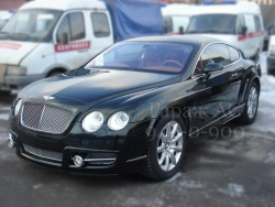 Прокат и аренда Bentley Continental GT