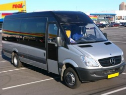Прокат и аренда Mercedes-Benz Sprinter 515 Vip