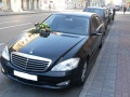 Прокат и аренда Mercedes-Benz S-class  W221 long - фото 5