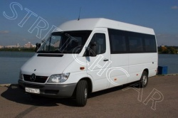 Mercedes-Benz Sprinter 313 Maxi Lux