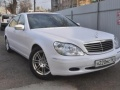 Mercedes-Benz S-class  W220 long -  - ����������������� ����� - ������-��-���� - ������� (������-��-����)