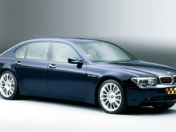 Прокат и аренда BMW 7-series Long