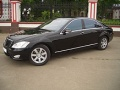 Прокат и аренда Mercedes-Benz S-class  W221 long - фото 1