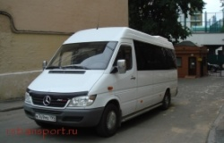 Mercedes-Benz Sprinter Max