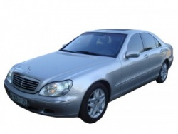 Прокат и аренда Mercedes-Benz S-class  W220 long