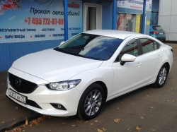 Mazda 6 NEW A/T