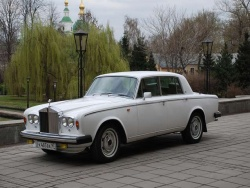 Прокат и аренда Rolls-Royce Silver Shadow