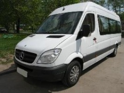 Прокат и аренда Mercedes-Benz Sprinter 311