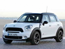 Прокат и аренда MINI  Countryman S