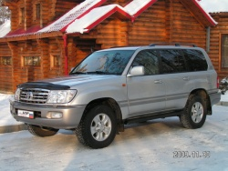 Прокат и аренда Toyota Land Cruiser 100