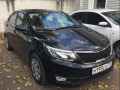 Аренда Kia Rio III Москва (ALLIANCERENT)