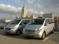 Аренда Mercedes-Benz Viano Москва (Amore Mio)
