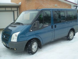 Прокат и аренда Ford Tourneo