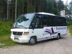 Прокат и аренда Mercedes-Benz Teamstar 815 D