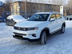 Прокат и аренда Changan CS35 Plus
