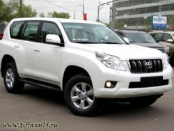 Прокат и аренда Toyota Land Cruiser Prado 200